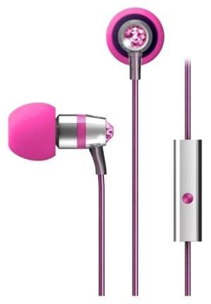 Наушники MEElectronics Crystal M11J Pink