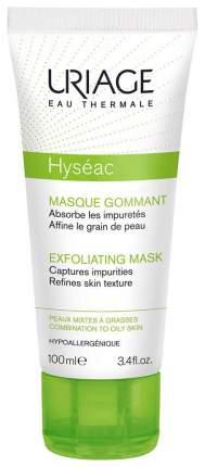 Маска для лица Uriage Hyséac Exfoliating Mask 100 мл