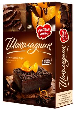 Пирог Русская нива шоколадник 400 г