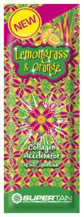 Средство для солярия SuperTan Lemongrass & Orange 15 мл