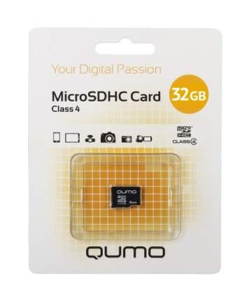Карта памяти QUMO Micro SDHC QM32GMICSDHC4NA 32G