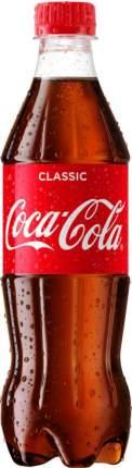 Напиток газированный Coca-Cola пластик 0.5 л