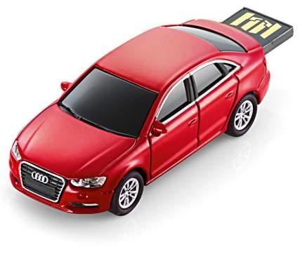 Флешка Audi 3291301700 4 GB A3 Limo red