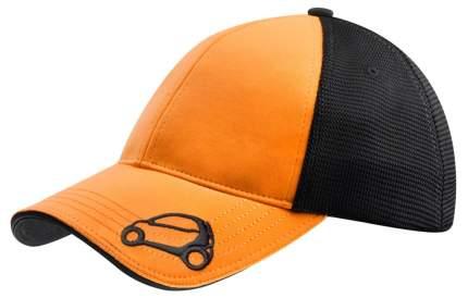 Бейсболка Smart Cap B67993579 Passion Black-Orange