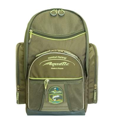 Рюкзак рыболовный Aquatic Р-33Х хаки 33 л