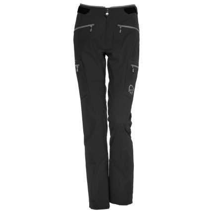 Спортивные брюки Norrona Trollvegen Flex, caviar, L INT