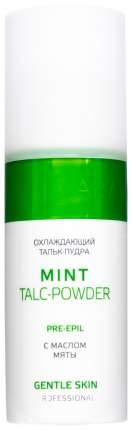 Средство до депиляции Aravia professional Mint Talc-Powder 150 мл