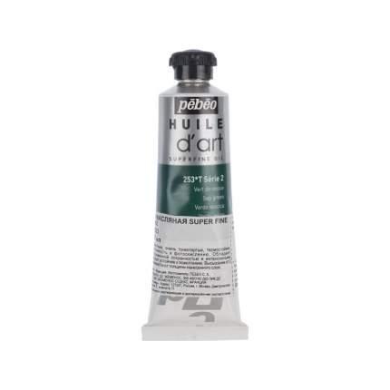 Масляная краска Pebeo Super fine d'Art №2 зеленая крушина 014253 37 мл
