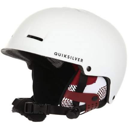 Горнолыжный шлем Quiksilver Fusion 2019, snow whitе, XL