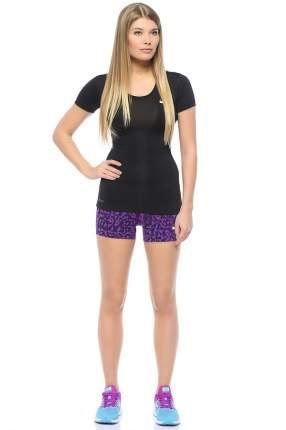 Шорты женские Nike 777492-556 фиолетовые S