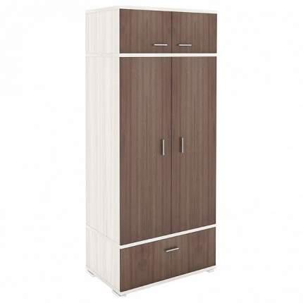Платяной шкаф Мэрдэс Домино КС-20 MER_KS-20NSI 90x57,1x213, карамель