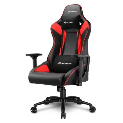 Кресло компьютерное Elbrus 3 Black/Red