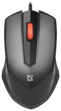 Проводная мышка Defender Expansion MB-753 Black (52753)