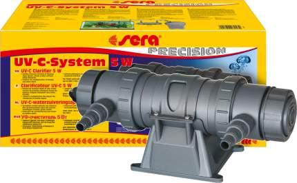 Ультрафиолетовый очиститель для аквариумов Sera UV-C-System, 5 Вт