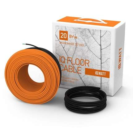 Греющий кабель IQ Watt Floor cable 30310