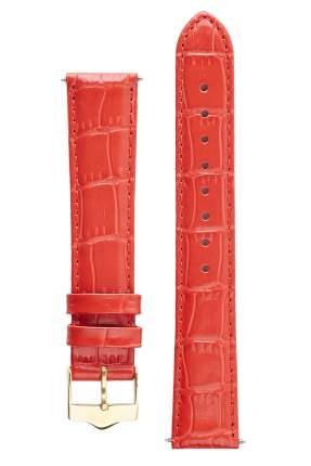 Ремешок для часов Signature 111597 красный 21 mm