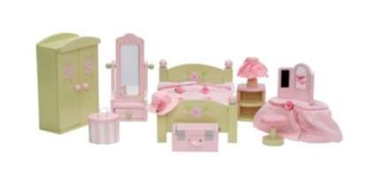 Мебель для кукол Le Toy Van Бутон розы Спальня