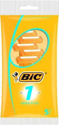 Станок для бритья BIC 1 Sensitive 5 шт