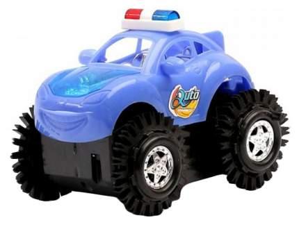 """Машина-перевертыш """"Полиция"""", работает от батареек, световые эффекты, цвета МИКС Sima-Land"""