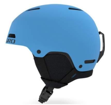 Горнолыжный шлем юниорский Giro Crue 2019, синий, M