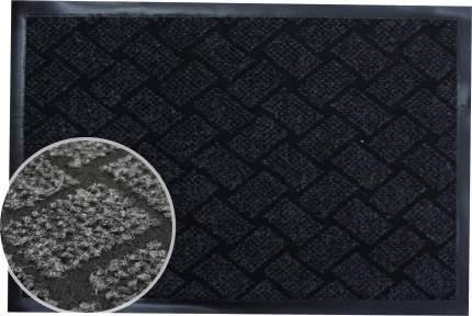 Коврик влаговпитывающий, 50*80 см. КРАФТ серый, In'Loran, арт. 70-584