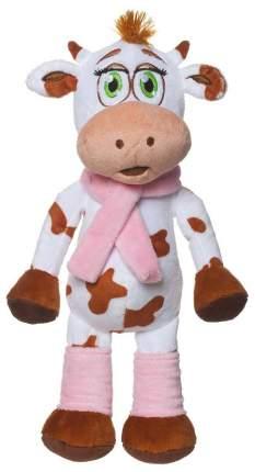 """Мягкая плюшевая игрушка """"Корова Bella"""", цвет: розовый, 32 см"""