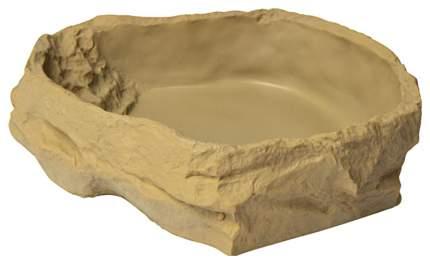 Кормушка-поилка для рептилий Sera большая, 23х26х6,5 см