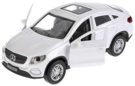"""Машина инерционная """"Mercedes-Benz Gle Coupe"""", 12 см (белая)"""