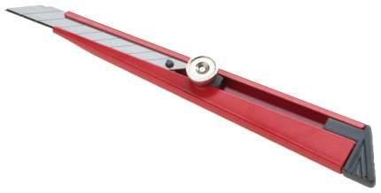 Нож канцелярский, красный
