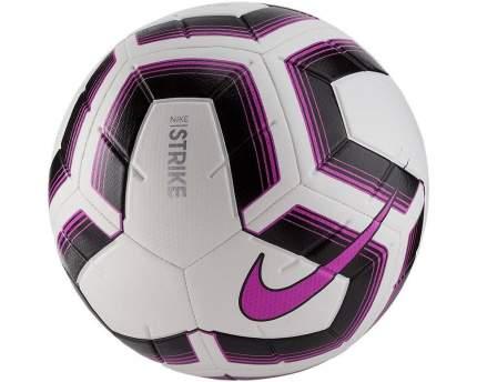 Футбольный мяч Nike Strike №4 white/violet/black