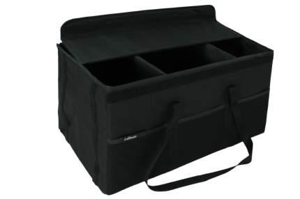 Сумка-органайзер в багажник складная, LaitBag черный, 50х30х25  Laitovo OT-1189-47-3