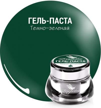 Гель-паста Dona Jerdona Темно-зеленый 5г