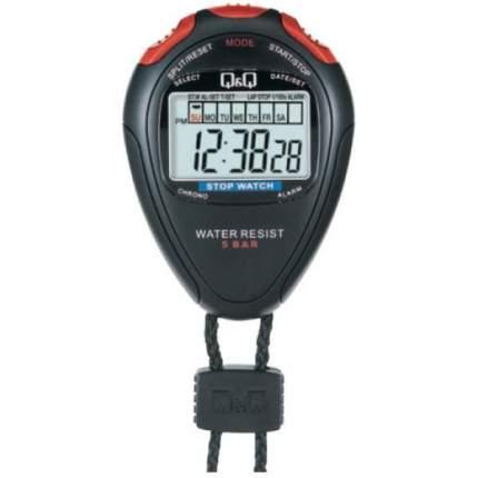 Карманные часы Q&Q HS46-003 черные