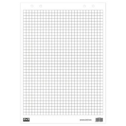 Блокнот для флипчарта 2x3 S.A 128283
