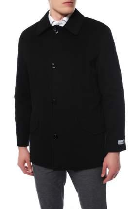 Пальто мужское SCHENDLER 319-07 черное 50 DE