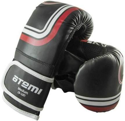 Снарядные перчатки Atemi LTB-16201, черные, L