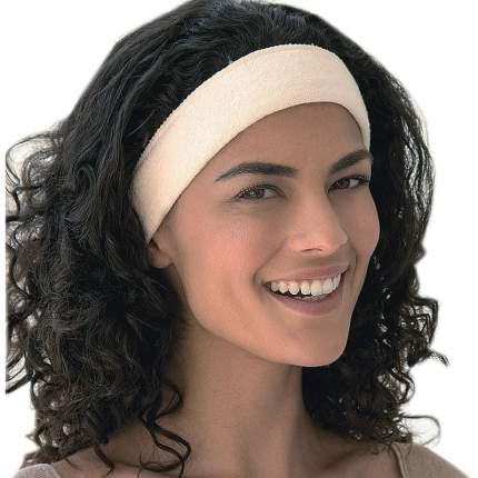 Повязка на голову Fashy 3800-10 white