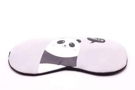 Маска для сна Eyeshade Панда зеленая