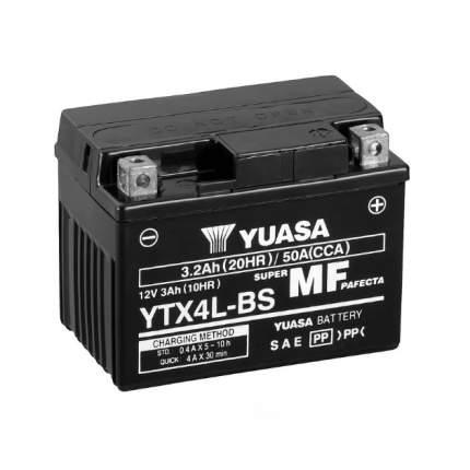 Аккумуляторная Батарея Maintenance Free [12v 3,2ah 50a] YUASA