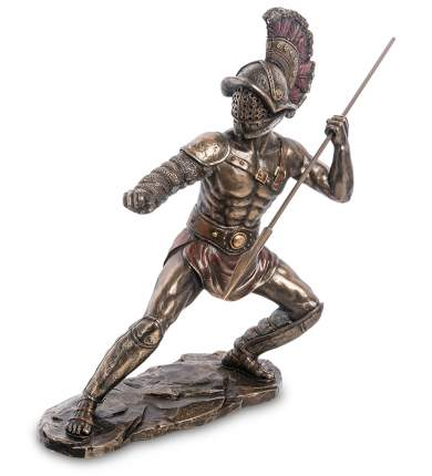 "Статуэтка ""Мурмиллон - древнеримский гладиатор"" Veronese"