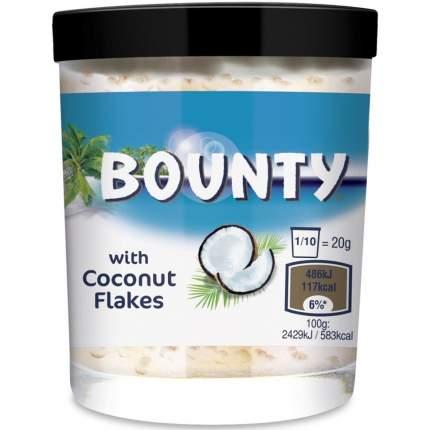 Паста Bounty с кокосовыми хлопьями 200 г