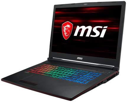 Ноутбук игровой MSI GP73 8RE-471XRU 9S7-17C522-471