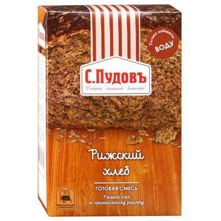 Хлебная смесь С.Пудовъ рижский хлеб 500 г