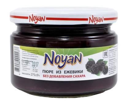 Пюре Noyan из ежевики без сахара 270 г