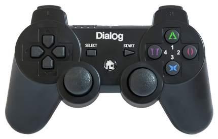 Геймпад Dialog GP-A17 Black