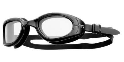 Очки для плавания TYR Special Ops 2.0 Transition LGSPX черные/прозрачные (001)