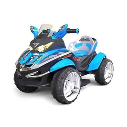 Квадроцикл на аккумуляторе синий 3-8 лет Т58700 1Toy