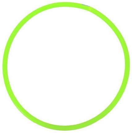 Гимнастический обруч Совтехстром У844 70 см зеленый