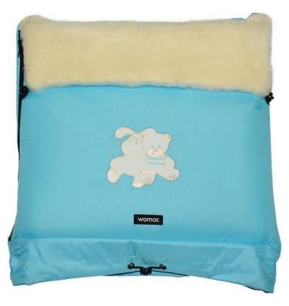 Спальный мешок в коляску Womar Multi Arctic №20 8 Бирюзовый