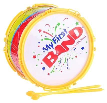 Барабан игрушечный Наша Игрушка Оркестр